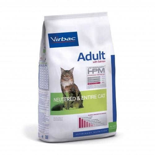 Alimentation pour chat - VIRBAC VETERINARY HPM Physiologique pour chats
