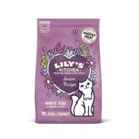 Croquettes pour chat - Lily's Kitchen Senior Sans Céréales