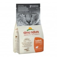 Croquettes pour chat - Almo Nature Holistic Adult - Poisson blanc Holistic Adult - Poisson blanc