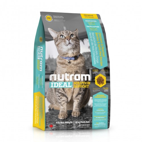 Alimentation pour chat - I12 NUTRAM IDEAL pour chats