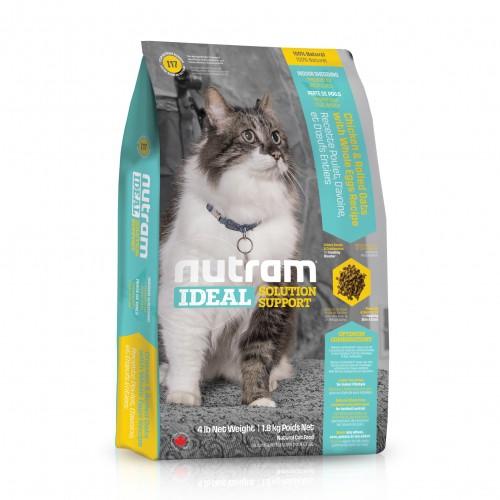 Alimentation pour chat - I17 NUTRAM IDEAL pour chats