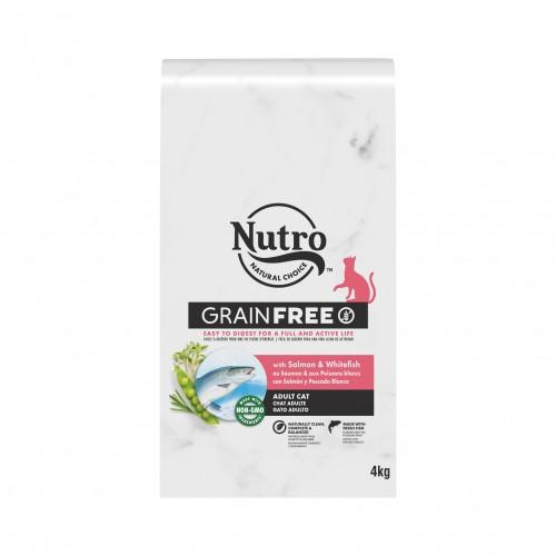 Alimentation pour chat - Nutro Sans Céréales Adulte pour chats