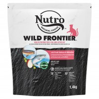 Croquettes pour chat - Nutro Wild Frontier Adult Nutro