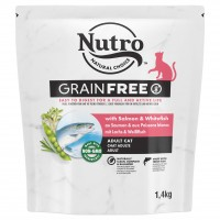 Croquettes pour chat - Nutro Grain Free Adult Nutro