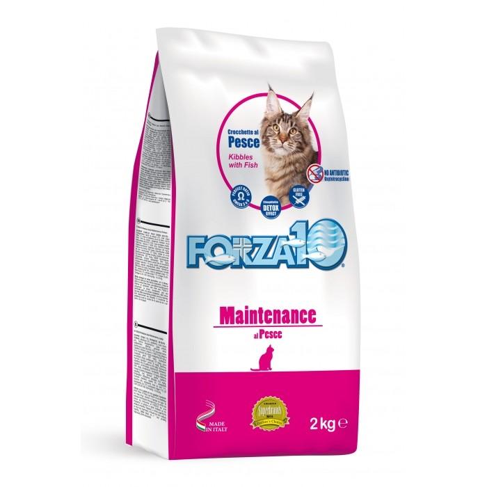Alimentation pour chat - FORZA 10 Maintenance 31/12 hypersensible pour chats