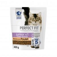 Croquettes pour chat - PERFECT FIT Junior < 1 chats stérilisés Junior < 1 chats stérilisés