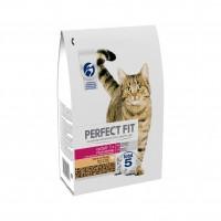 Croquettes pour chat - PERFECT FIT Adult 1+ chats stérilisés Poulet
