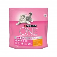 Croquettes pour chaton  - PURINA ONE Junior