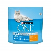 Croquettes pour chat - PURINA ONE Light