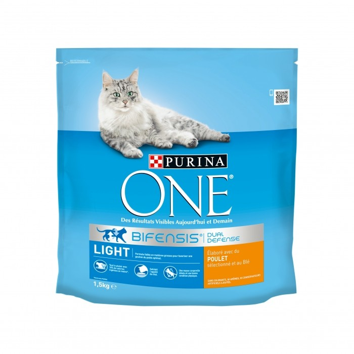 Alimentation pour chat - PURINA ONE Light pour chats