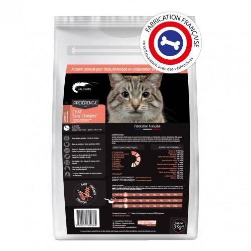 Alimentation pour chat - PRÉFÉRENCE Chat - Sans Céréales pour chats