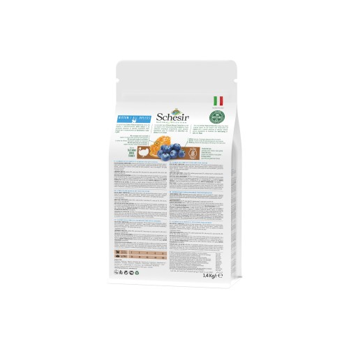 Alimentation pour chat - Schesir Natural Selection Kitten pour chats