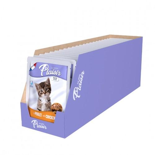 Alimentation pour chat - REPAS PLAISIR Kitten pour chats