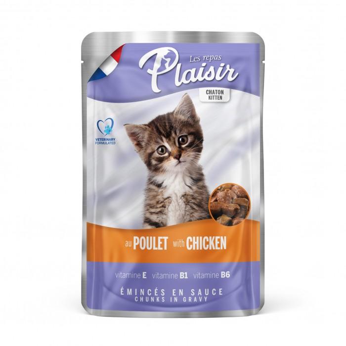 REPAS PLAISIR Kitten-Kitten