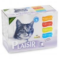 Sachet fraîcheur pour chat - REPAS PLAISIR Adulte - Multipack Adulte