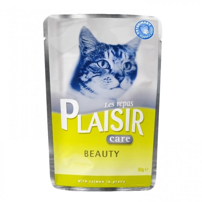 Alimentation pour chat - REPAS PLAISIR Care - Beauté du Pelage pour chats