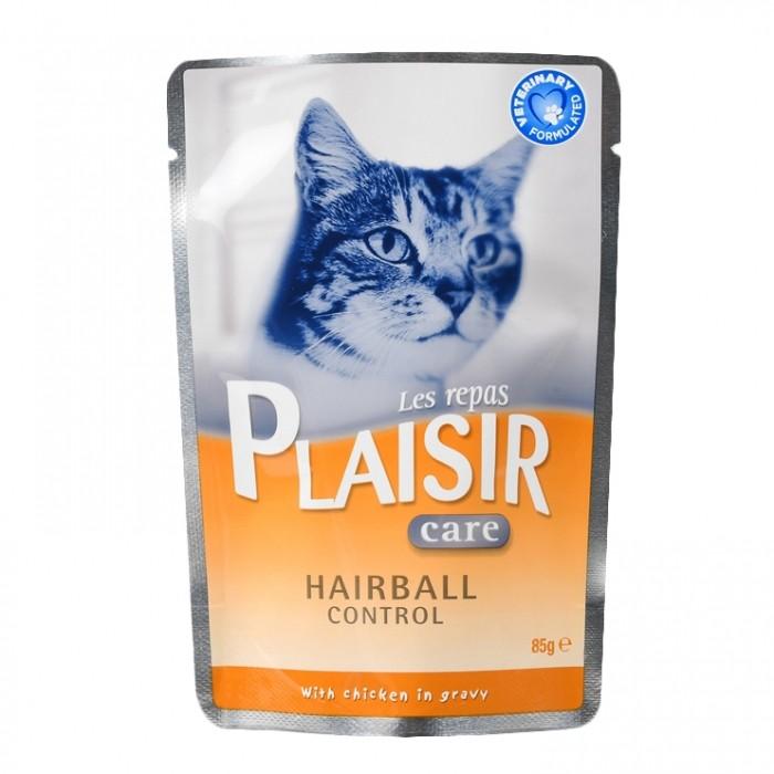 Alimentation pour chat - REPAS PLAISIR Care - Hairball Control pour chats