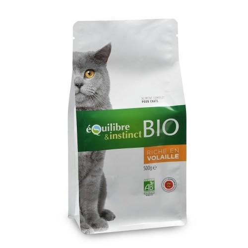 Alimentation pour chat - EQUILIBRE & INSTINCT pour chats