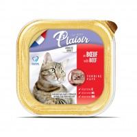 Pâtée en boîte pour chat - REPAS PLAISIR Adulte Stérilisé - Terrine Repas Plaisir
