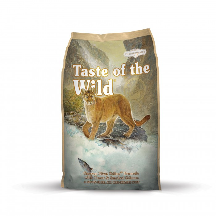 Alimentation pour chat - Taste Of The Wild Canyon River pour chats
