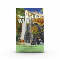 Croquettes pour chat - TASTE OF THE WILD Rocky Mountain