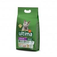 Croquettes pour chat - Ultima Stérilisé Adult