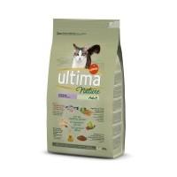Croquettes pour chat - Ultima nature Stérilisé adult