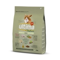 Croquettes pour chat - Ultima nature Adult Adult