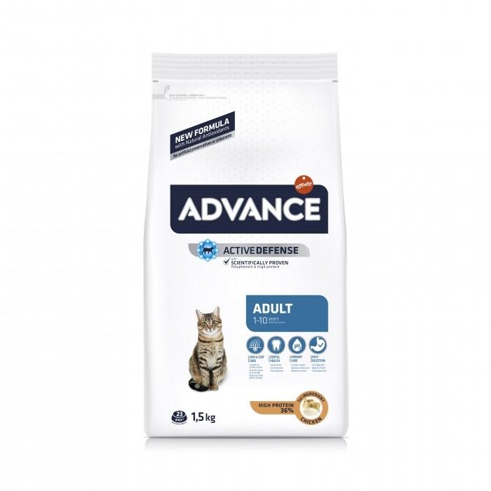 Alimentation pour chat - ADVANCE Adult pour chats