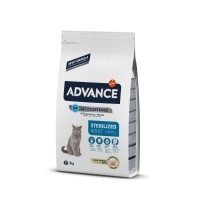 Croquettes pour chat - ADVANCE Adult Sterilized