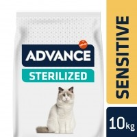 Croquettes pour chat - ADVANCE Sterilized Sensitive