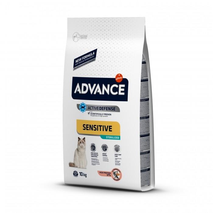 ADVANCE Sterilized Sensitive-Sterilized Sensitive