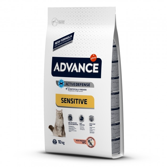 Alimentation pour chat - ADVANCE Sensitive pour chats