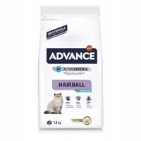 Croquettes pour chat - ADVANCE Sterilized Hairball