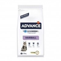 Croquettes pour chat - ADVANCE Hairball Hairball