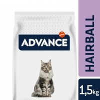 Croquettes pour chat - ADVANCE Hairball