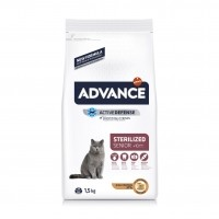 Croquettes pour chat - ADVANCE Sterilized +10 Sterilized +10