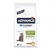 Croquettes pour chat - ADVANCE Young Sterilized