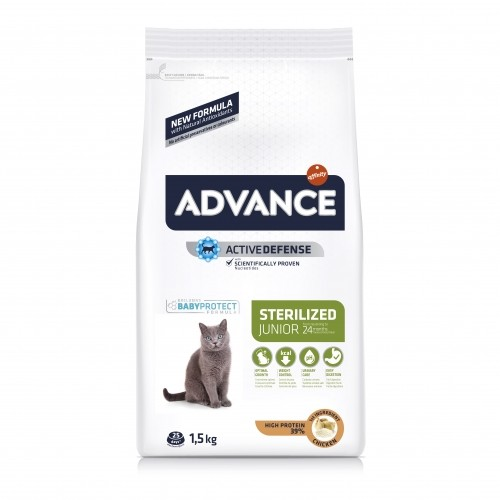 Alimentation pour chat - ADVANCE Young Sterilized pour chats
