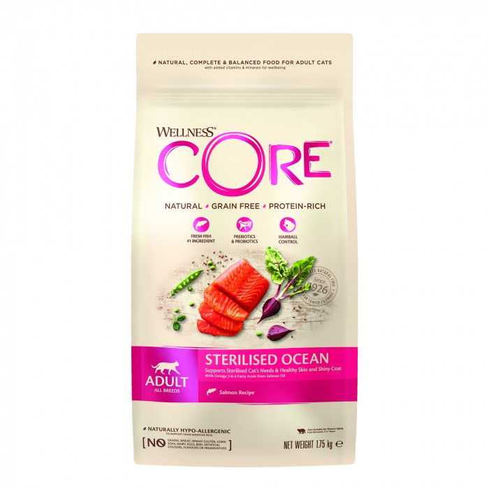 Wellness CORE Sterilised - Saumon-Sterilised - Saumon