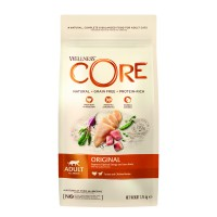 Croquettes pour chat - Wellness CORE Original - Dinde et Poulet