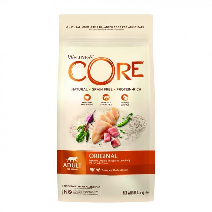 Wellness CORE Original - Dinde et Poulet-Original - Dinde et Poulet