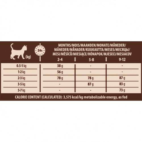 Alimentation pour chat - Wellness CORE Kitten - Dinde et Saumon pour chats