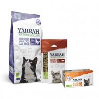 Croquettes, pâtées et friandises pour chat - Yarrah, Pack découverte pour chat adulte stérilisé Yarrah, Pack découverte pour chat adulte stérilisé