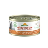 Pâtée en boîte pour chat - Almo Nature HFC Natural - Lot 48 x 70 g HFC Natural - 48 x 70g