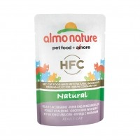 Sachet fraîcheur pour chat - Almo Nature HFC Natural - Lot - 48 x 55 g HFC Natural - 48 x 55 g
