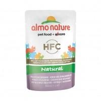 Sachet fraîcheur pour chat - ALMO NATURE HFC Natural - 48 x 55 g