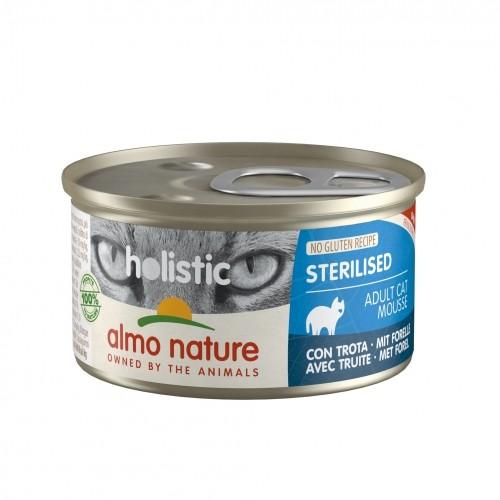 Alimentation pour chat - Almo Nature Holistic Fonctionnel - Sterilised pour chats