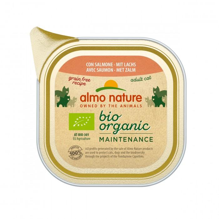 Alimentation pour chat - Almo Nature Bio Organic Maintenance - Adult pour chats