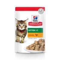 Sachet fraîcheur pour chaton jsuqu'à 1 an - Hill's Science plan Adult Kitten
